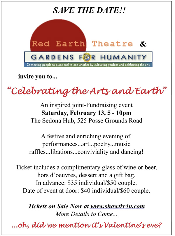 Red Earth _ Gardens for Humanity Event